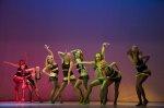 Wystep szkoły tańca