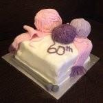 tort z okazji 60-lecia
